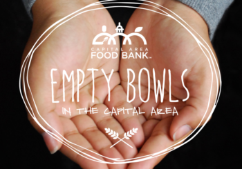 October 30, Empty Bowls Lunch