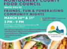 March 30 & 31, PLNT Burger Fundraiser